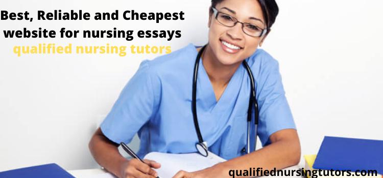 online  cheapest nursing essay website