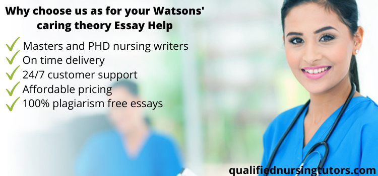 online Jean Watson's Theory of Human Caring Essay writing help service