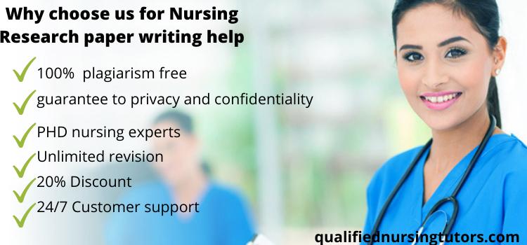 best online Nursing Research Paper Writing website