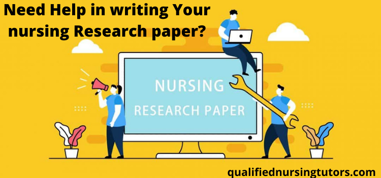 best online Nursing Research Paper Writing service