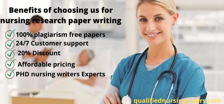 cheap online Nursing Research Paper Writing website