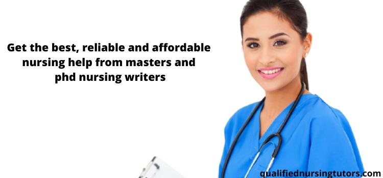 cheap online nursing writing service