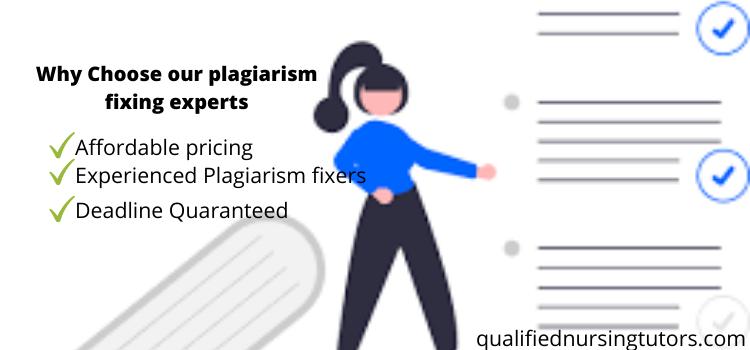 best online nursing plagiarism fixing service