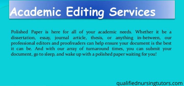 online nursing essay editing gurus website