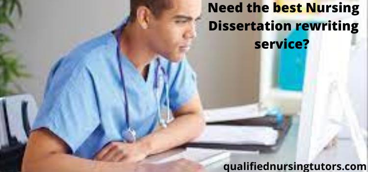 best nursing dissertation service online