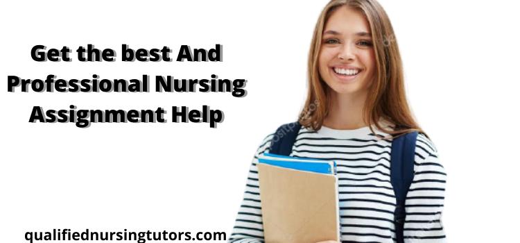 nursing assignments helpers
