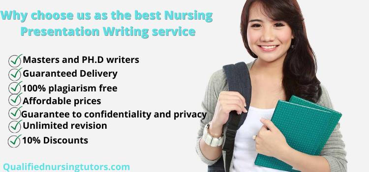Nursing Presentation Writing