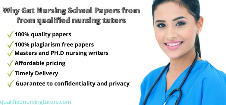 Nursing School Papers