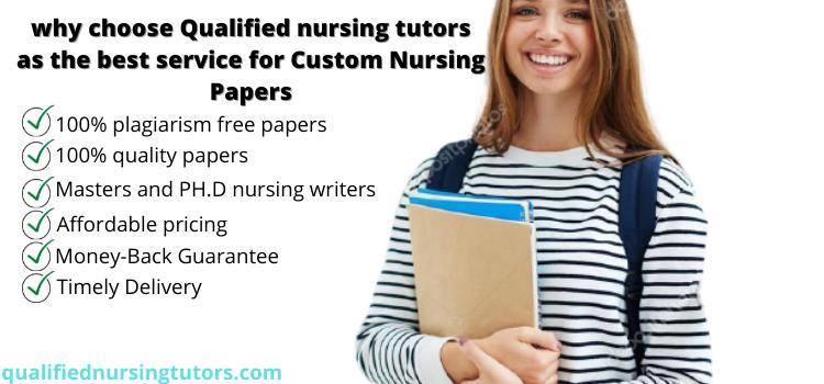 Custom Nursing Papers