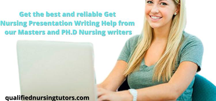 best Nursing Presentation Writing service