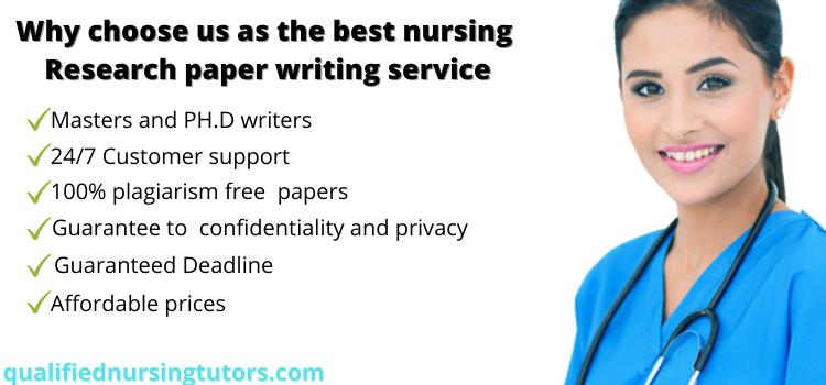 Nursing Research Paper Writing