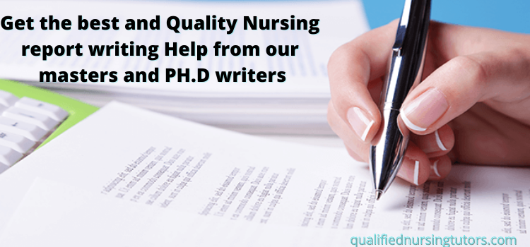 Report Writing in Nursing